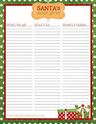 printable christmas card list christmas lights decoration