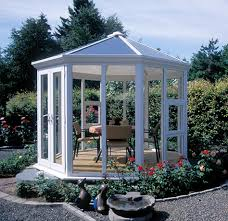 light bright insulated garden pavilions from nordic garden buildings