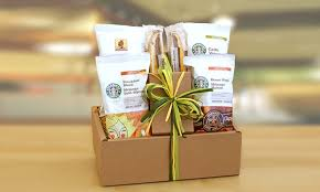 coffee gift sets starbucks coffee gift set groupon goods