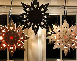 kron lume scandinavian lighting swedish star etsy