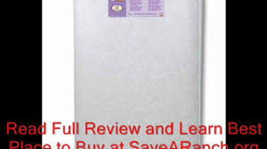 sealy crib mattress reviews sealy baby ultra rest crib mattress expert review video dailymotion