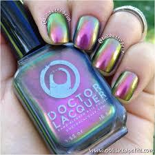 the head of the sky multichrome color shifting custom nail polish