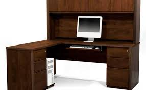 L Shaped Computer Desks With Hutch Office Desk Home Office Furniture L Desk With Hutch L Shaped