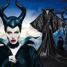 anime halloween maleficent angelina jolie cosplay suit anime halloween party