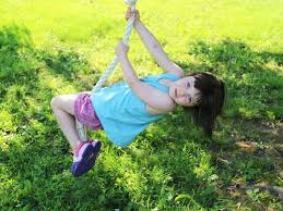 Backyard For Kids How To Make A Spinner Swing How Tos Diy
