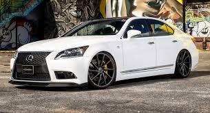 lexus ls f white lexus ls 460 f sport high on 22 cvt wheels