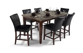 Montibello  X  Counter  Piece Set Bobs Discount Furniture - Bobs furniture dining room