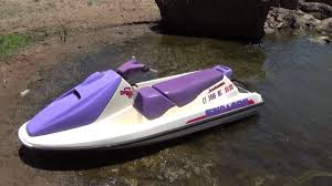 1992 seadoo re doo youtube