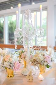 wedding candelabra centerpieces candelabra centerpiece archives southern weddings