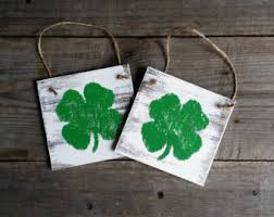 st patricks decor etsy
