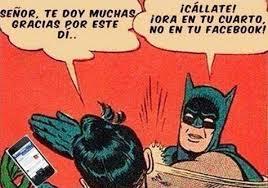 Memes De Batman Y Robin - se cumplen 50 a祓os de la baticachetada que se convirti祿 en un