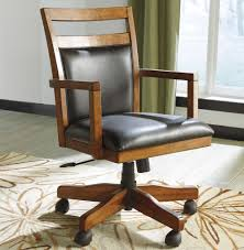 Swivel Desk Chair Without Wheels by Photos Home For Black Wood Office Chair 79 Black Wood Desk Chair