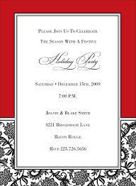 christmas lunch invitation wording free printable invitation design
