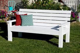 2x4 Outdoor Furniture by 2x4 Garden Bench Outside Brilliance Pinterest 2x4 Bench