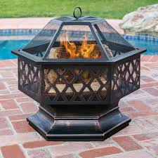best fire pits burning yard waste images pictures with astonishing