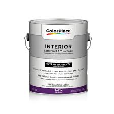 colorplace interior satin light base walmart com