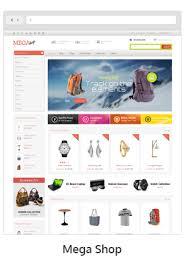 woocommerce themes store mega shop woocommerce responsive theme by templatemela themeforest