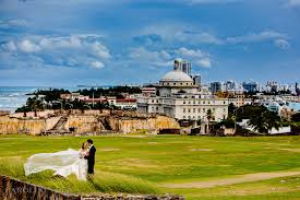 Wedding Planner Puerto Rico Puerto Rico Wedding Photography At Fort San Cristobal Caroline