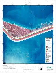 Cape San Blas Florida Map by Cape St George Ne Coastal Classification Atlas Eastern
