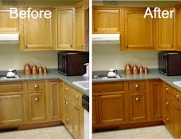 Kitchen Cabinet Refacing Mississauga by Home Nhance Wood Refinishing Mississauga