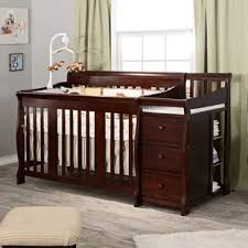 Matching Crib And Changing Table Crib Changing Table Combo