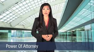 International Power Of Attorney power of attorney youtube