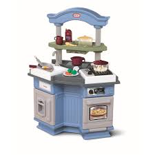 Kitchens For Kids by Gourmet Prep And Serve Kitchen By Little Tikes Roselawnlutheran