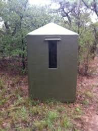 Box Blinds For Deer Hunting Texas Deer Stands Box Blinds Towers Feeders