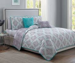 Grey Twin Bedding Grey Teal And Coral Bedding Tags Grey And Teal Bedding Deer