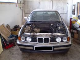 bmw e34 525i engine bmwswap bmw e34 525i m20 engine m50 2 5