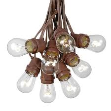 Edison Bulb Patio String Lights Garden U0026 Patio Outdoor String Lights Novelty Light Inc