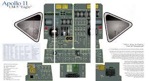 Lunar Module Interior Wip Apollo Lunar Module