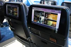 Delta Airlines Inflight Movies by Panasonic Introduces New High Tech Airplane Seat Digital Trends