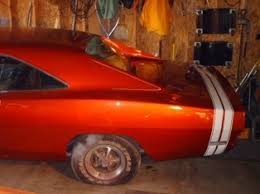 any one have pictures of burnt orange chargers