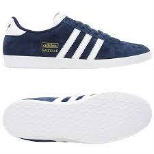 Jual Adidas Original adidas originals gazelle og navy trainers sizes 7 12 sneakers