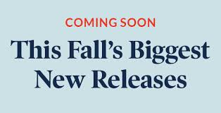 Barnes And Nobles New Releases Barnes U0026 Noble Pre Order This Fall U0027s Biggest New Releases Milled