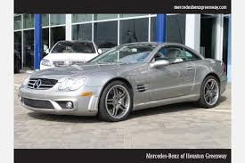 mercedes houston greenway used mercedes sl class for sale in houston tx edmunds