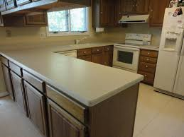granite countertop blue stained kitchen cabinets granite