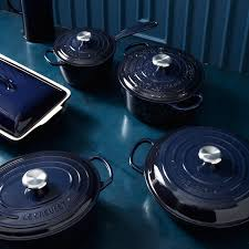 le creuset beauty and the beast le creuset u0027s selling an exclusive galaxy print dutch oven