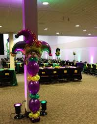 mardi gras table decorations celebration company special