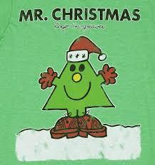 mr christmas mr christmas mr men t shirt