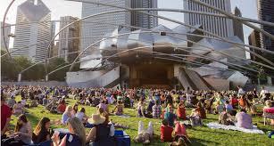 millennium park chicago u0027s front yard