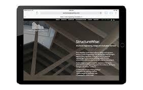 website design conlon engineering graphic design portfolio