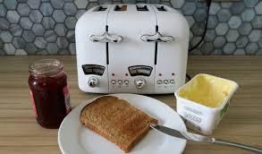 4 Slice Toaster Delonghi Delonghi Argento Toaster In White