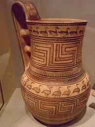 Greek Vase Design 3 Greek Border Designs Lessons Tes Teach