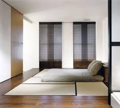 japanese bedrooms tatami mats japanese bedroom idea טאטמי בגובה הריצפה בחדר שינה