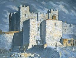 Dover Castle Palace Gate And Castle Keep Dover Castle Kent Art Uk