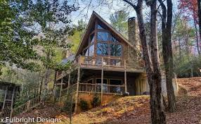 mountainside home plans mountain house plans by max fulbright designs