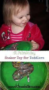 diy st patrick u0027s day toddler shaker toy kids craft