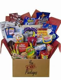 College Care Packages Most Excellent Idea If You Have A Student In College Care